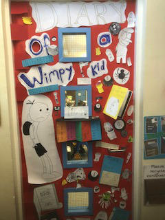 P7BH The Diary of a Whimpy Kid