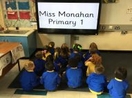 P1 Miss Monahan